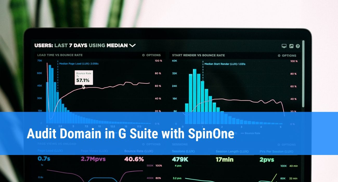 Audit Domain with SpinOne