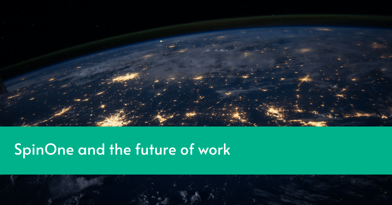 spinOne and the future of work