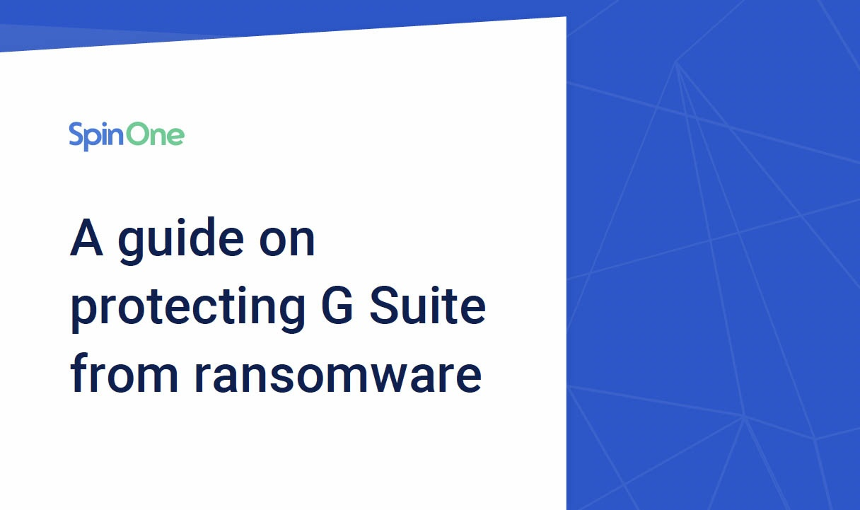 Protecting G Suite