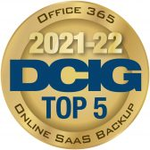 DCIG-2021-22-TOP-5-Office-365-Online-SaaS-Backup-Icon-2000